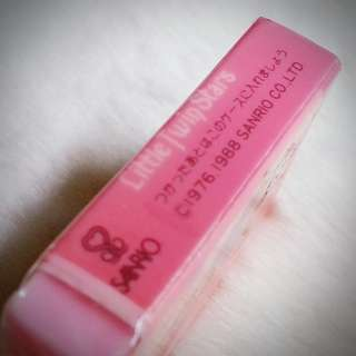 Little Twin Stars 1988年 絕版 擦膠 Sanrio Product 日本空運 日本版 珍藏 紀念 小禮物(雙星仙子,KiKi&LaLa)(リトルツインスターズ)