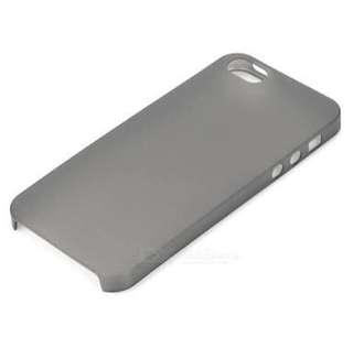 Black Matte Iphone Case 5/5S/SE