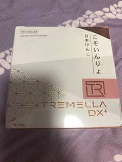 Tremella DX+.  Japan night drink