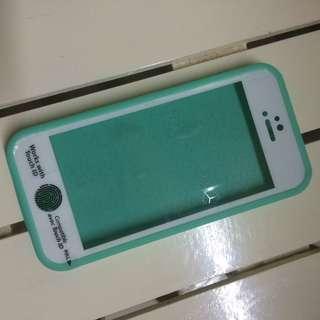 WaterProof iPhone5s Case(Mint Green)