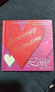 anniversary inspiration by james lee Valentine