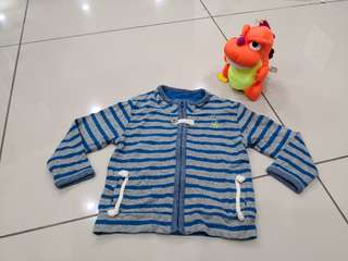 Rag Mart Striped Sweater (2-3y)