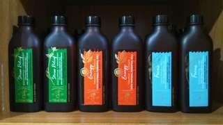 Aromatherapy by Bath and Body Works Shea Argan Nourishing Body Oil