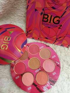 Tarte Big Blush Book 2