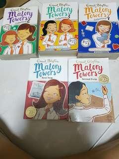 Enid Blyton : Malory Towers