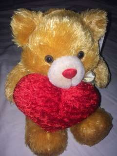 Blue Magic Stuffed Teddybear