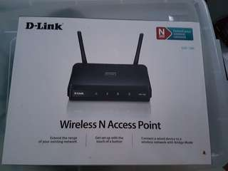 D-Link Wireless & Access Point