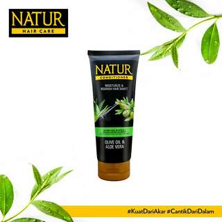 Natur conditioner olive oil & aloe vera 165ml