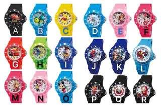 台灣製迪士尼兒童手錶