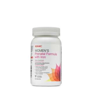 BNIB GNC Prenatal Multivitamins