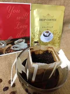 🚚 濾掛咖啡 精品咖啡 耳掛咖啡 耶加雪菲 瓜地馬拉 哥倫比亞 巴西 黃金曼特寧 單品咖啡