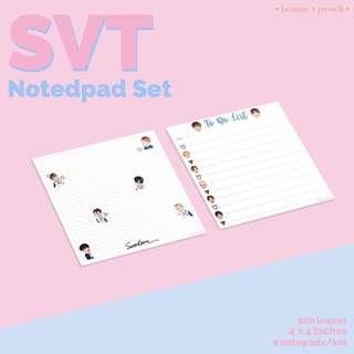Seventeen Notepad