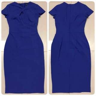 Dorothy Perkins Dress (Blue)