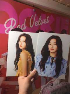 Red velvet red room seulgi