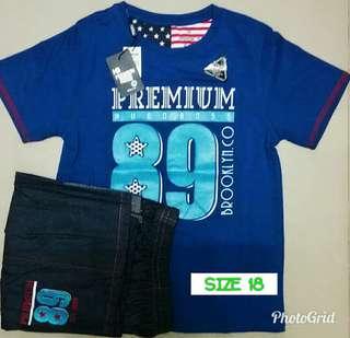 Kaos anak premium