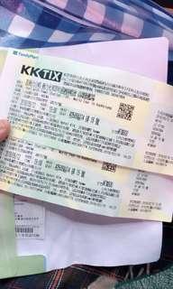 (急售!!)5/12動力火車演唱會門票*2