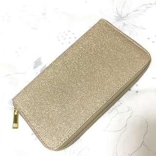 全新太子珠寶金色手首飾袋 / Prince Jewellery wallet