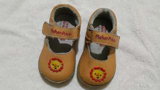 Fisher price baby shoes