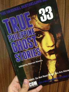 Philippine Ghost Stories