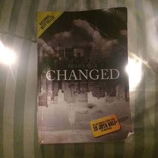 Novel Changed (wattpad) #PST18