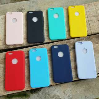 Softcase Iphone 6 6S