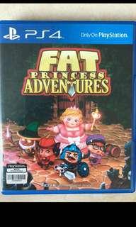 Ps4 胖公主冒險記