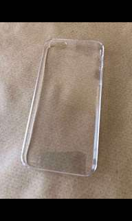 iPhone 5/ 5s/ se transparent case 透明 硬殻