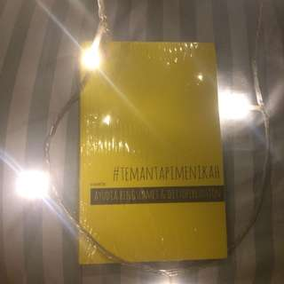 Novel #TEMANTAPIMENIKAH #PST18