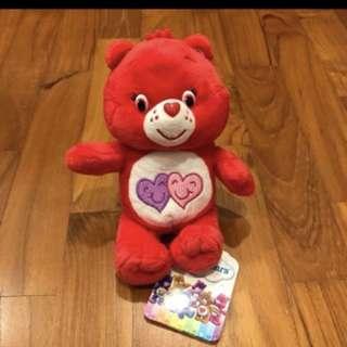 BNWT Carebear plushy / stuffed toy / soft toy