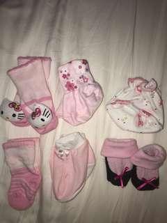 Baby Socks/Mitten