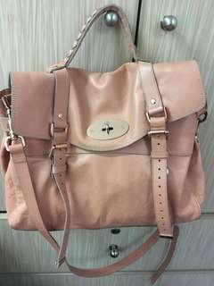 95%New/ 100% Real MULBERRY Alexa Large
