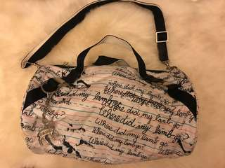 LeSportsac Gwen Stefani Lamb bag Authentic