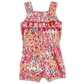 Bodysuits- Spring Colorful Floral