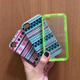 iPhone 4/4s case bundle