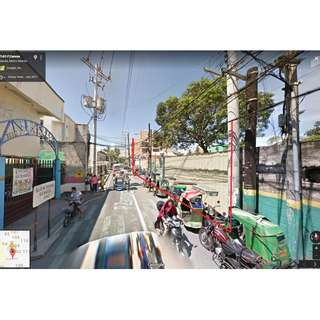 ​For Sale 1315 sqm Property in Padre Zamora St. Pasay City