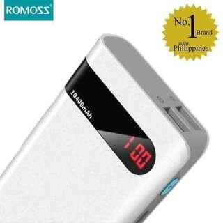 ORIGINAL romoss sense 4p powerbank 10400mah