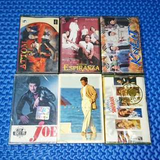 🆒 Assorted Cassettes Melayu