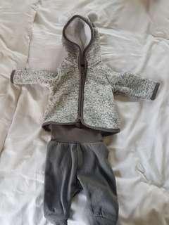 H&M baby winterwear
