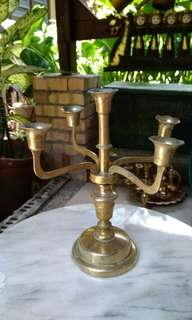 Candle Holder antique E2