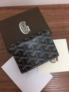 Goyard Business Card Holder