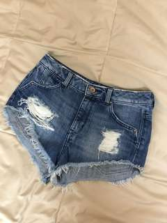 H&M Denim Shorts