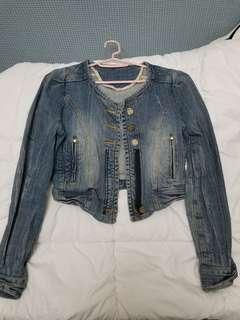 Jenasis denim jacket