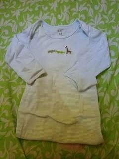 0-3m sleepwear