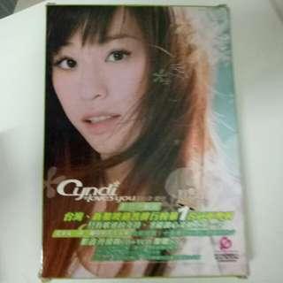 王心凌 爱你CD Cyndi Wang CD
