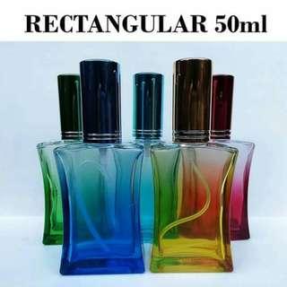 Rectangular 50ml