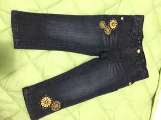 Guess baby girl jeans