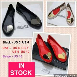 BN Melissa Space Love Special US 5, 6, 7, 9 & 10 Eur 36, 37, 38, 40 & 41/42