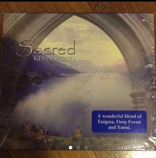 Kevin Wood - Sacred ( CD )