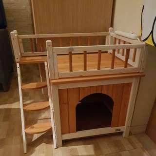 🚚 高級貓咪二層籠子