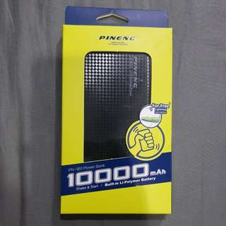 100% Authentic Pineng Power Bank 10,000 mAh 🔥